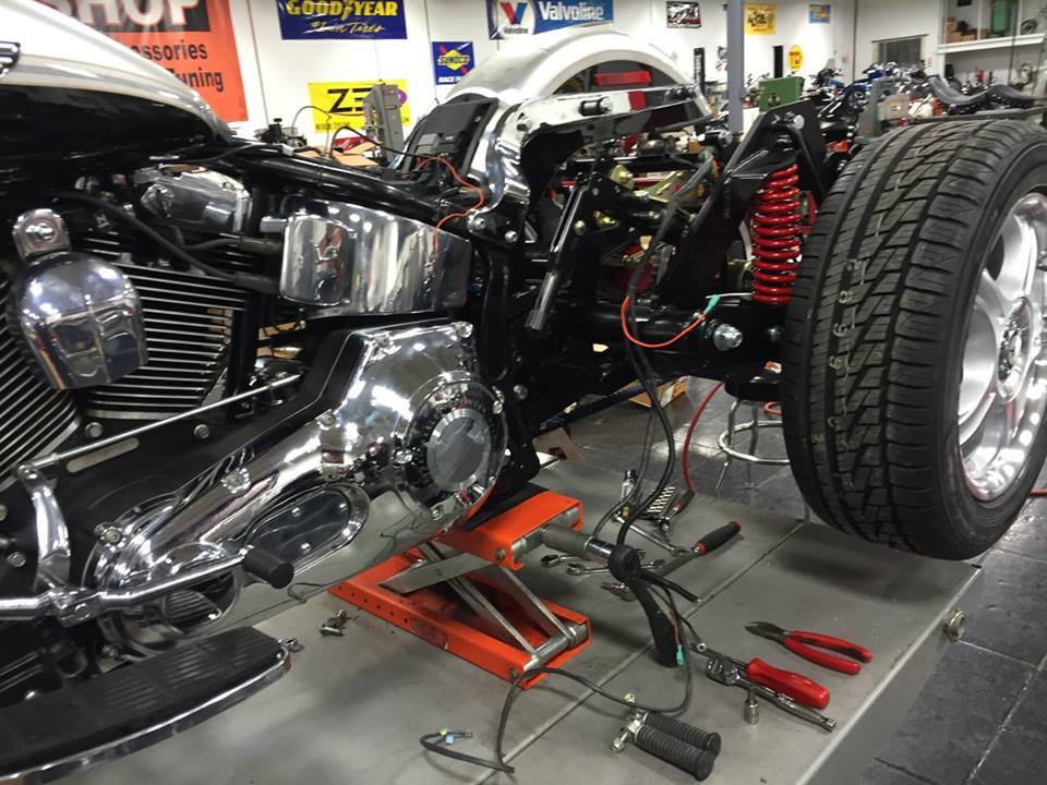 Roadsmith Trike Conversion Kits For Sale For All Makes And