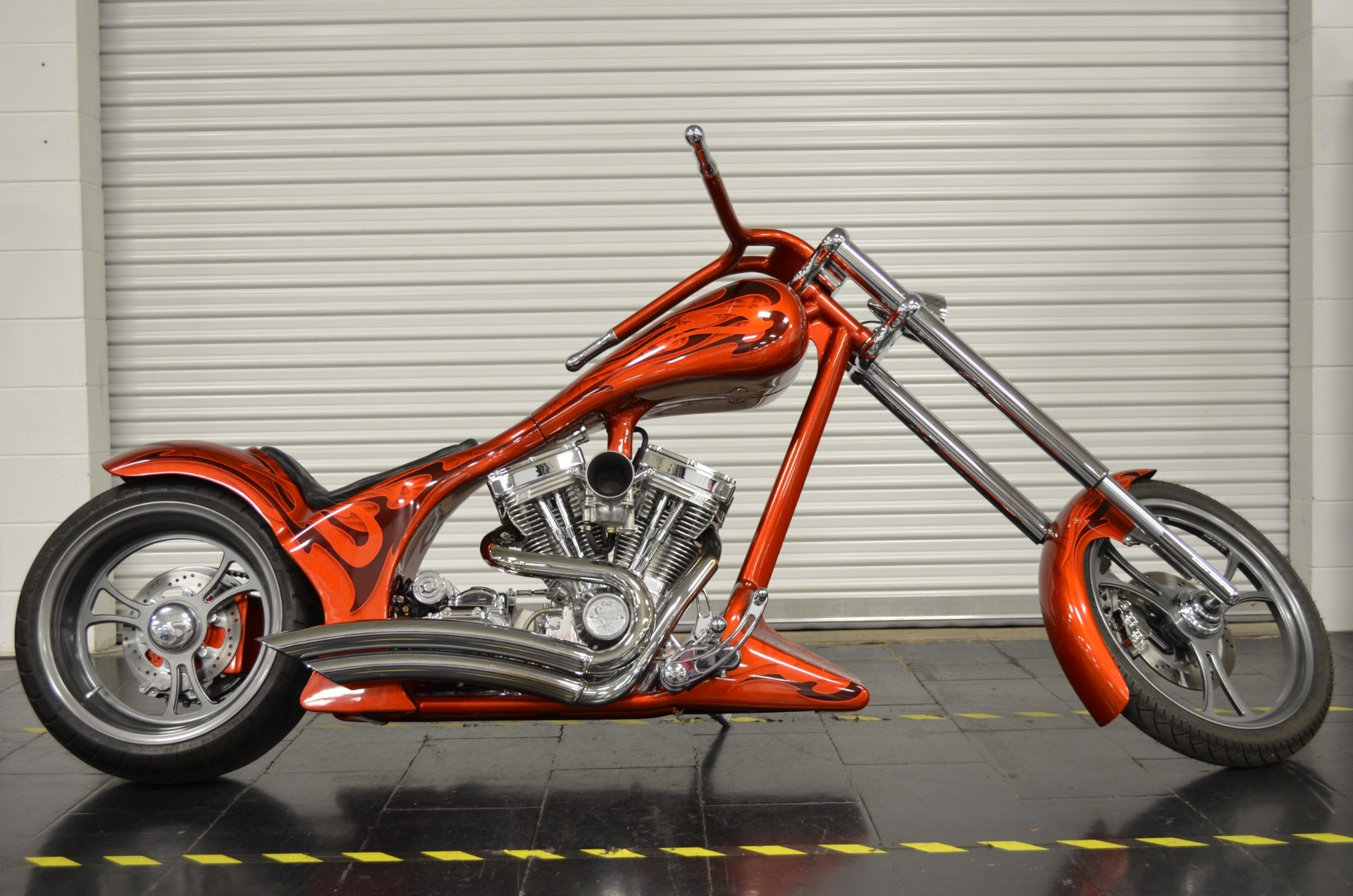 2016 Custom Services Eddie Trotta Chopper
